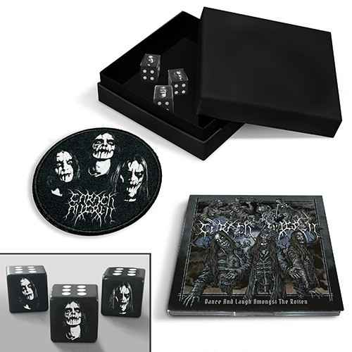 CARACH ANGREN - Dance and Laugh Amongst the Rotten BOX
