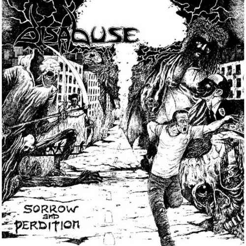 DISABUSE (NOCTURN) - Sorrow and Perdition Re-Release CD