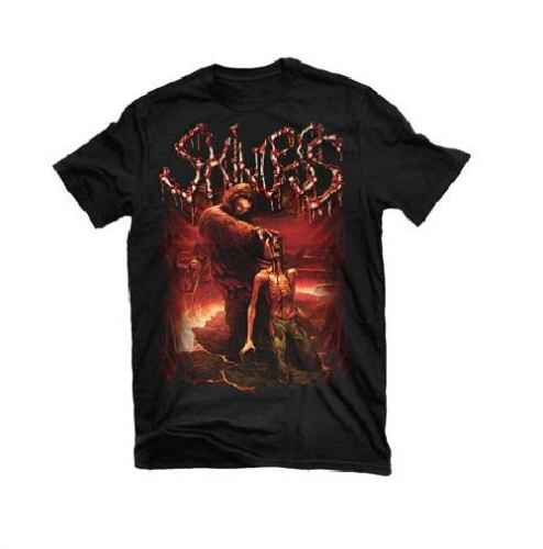 SKINLESS - Only the Ruthless Remain T-SHIRT