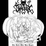 BESTIAL SUMMONING - The Dark War Has Begun Re-Release CD