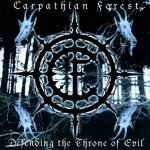 CARPATHIAN FOREST - Defending the Throne of Evil CD