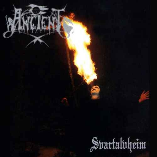 ANCIENT - Svartalvheim Re-Release CD
