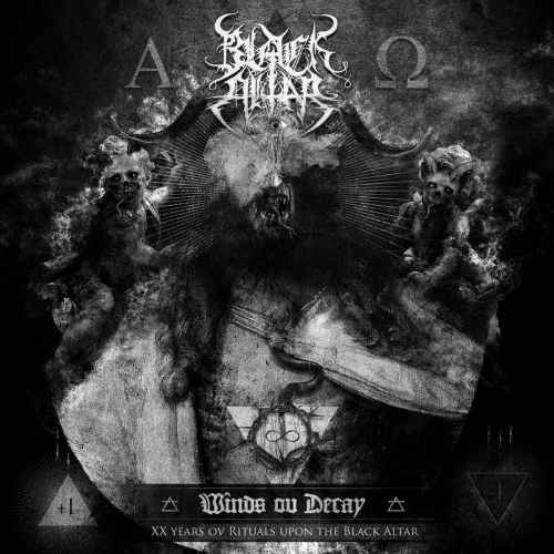 BLACK ALTAR / BEASTCRAFT - Winds ov Decay / Occult Ceremonial Rites DIGI