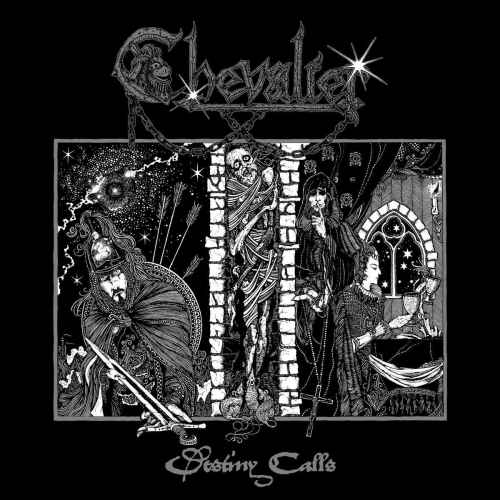 CHEVALIER - Destiny Calls CD