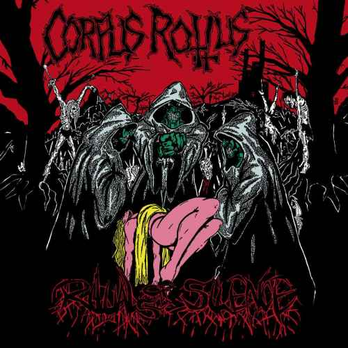 CORPUS ROTTUS - Rituals of Silence Re-Release CD