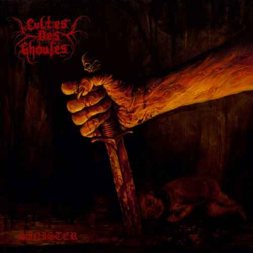 CULTES DES GHOULES - Sinister, or Treading the Darker Paths CD