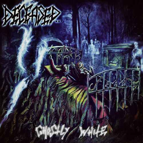 DECEASED - Ghostly White CD