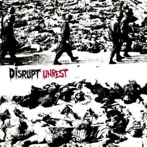 DISRUPT - Unrest Re-Release CD