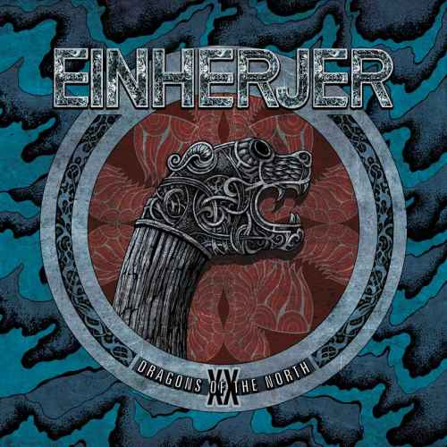 EINHERJER - Dragons of the North Re-Release DIGI