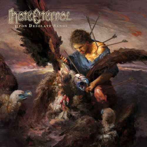 HATE ETERNAL - Upon Desolate Sands DIGI