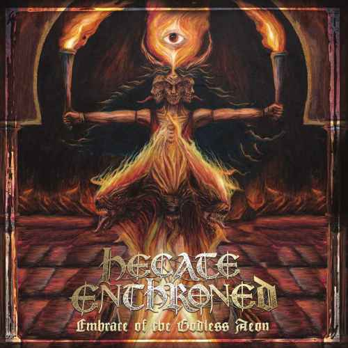 HECATE ENTHRONED - Embrace of the Godless Aeon DIGI