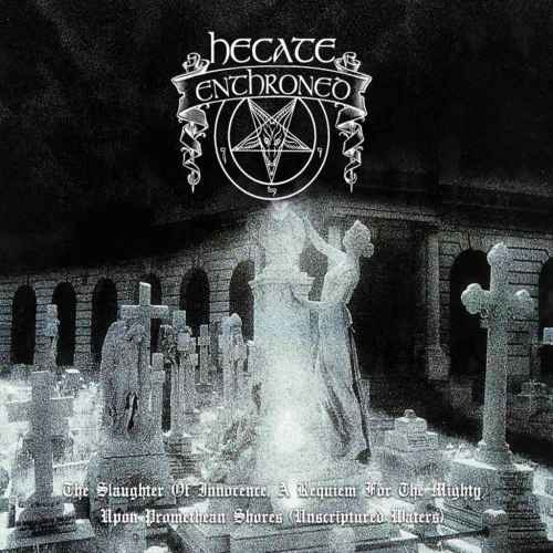 HECATE ENTHRONED - The Slaughter of Innocence / Upon Promeathean Shores 2CD DIGI