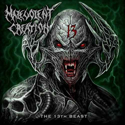MALEVOLENT CREATION - The 13th Beast CD