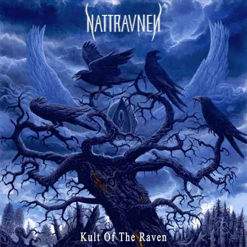 NATTRAVNEN - Kult of the Raven DIGI