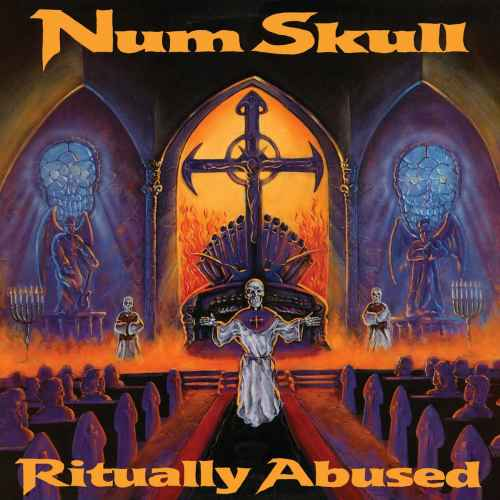 NUM SKULL - Ritually Abused Re-Release CD