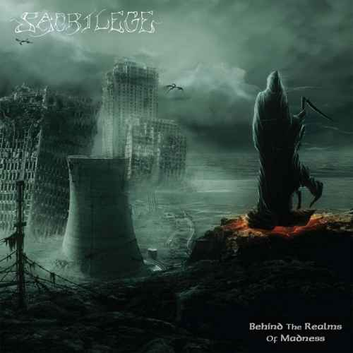 SACRILEGE - Behind the Realms of Madness Re-Release CD