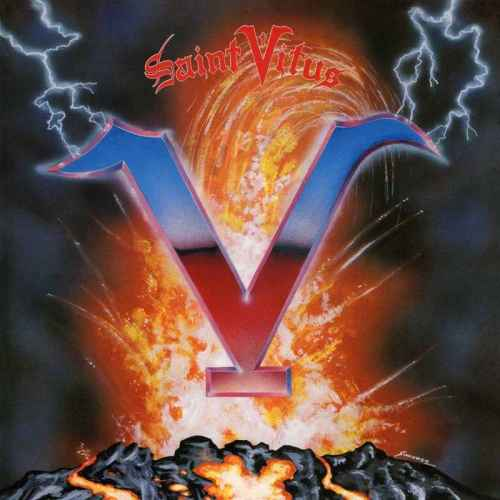SAINT VITUS - V Re-Release CD