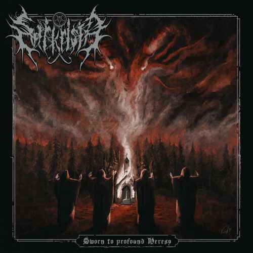 SARKRISTA - Sworn to Profound Heresy CD