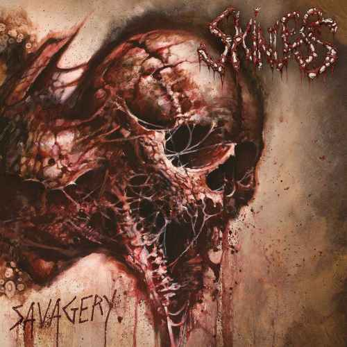 SKINLESS - Savagery CD