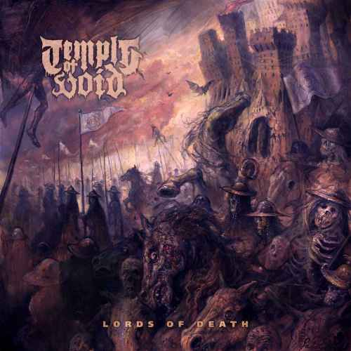 TEMPLE OF VOID - Lords of Death CD