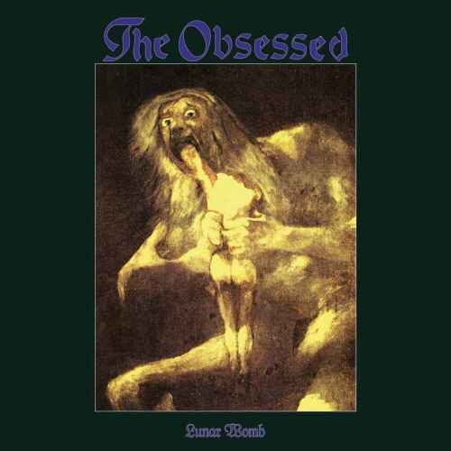 THE OBSESSED - Lunar Womb Re-Release CD