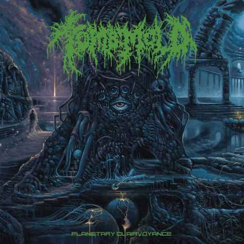 TOMB MOLD - Planetary Clairvoyance DIGI