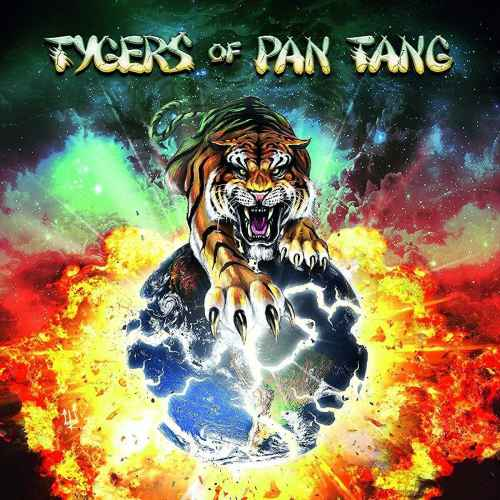 TYGERS OF PAN TANG - Tygers of Pan Tang CD