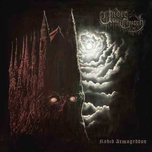UNDER THE CHURCH - Rabid Armageddon CD