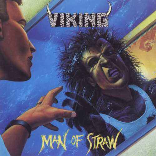 VIKING - Man of Straw Re-Release CD