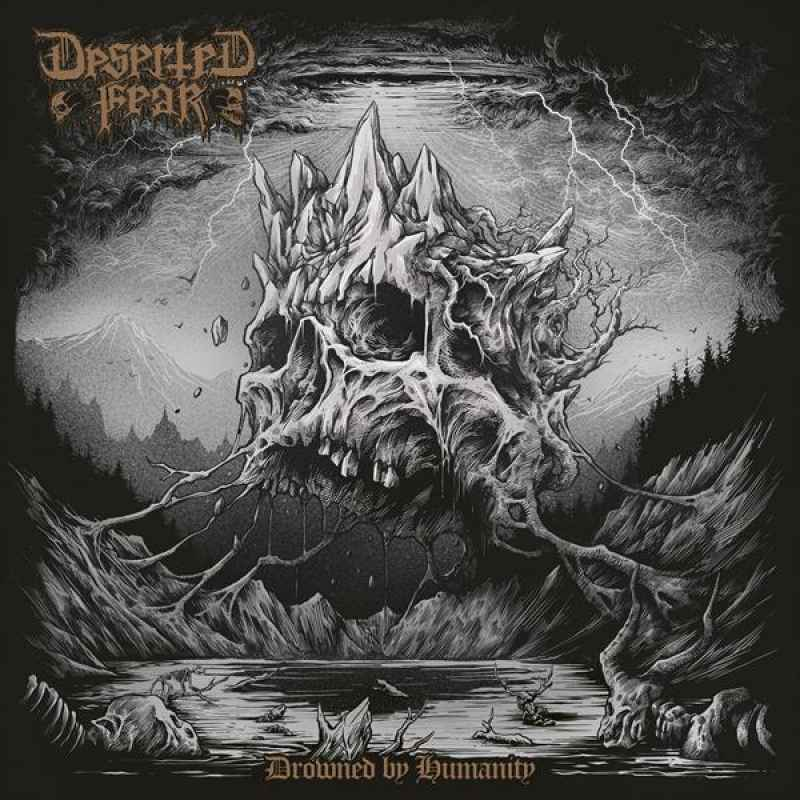 DESERTED FEAR - Drowned By Humanity DIGI