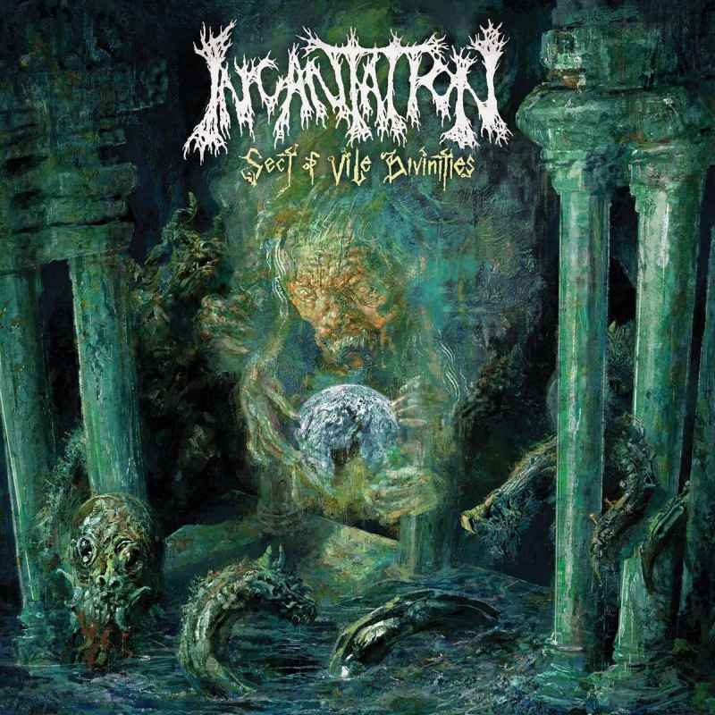 INCANTATION - Sect of Vile Divinities CD
