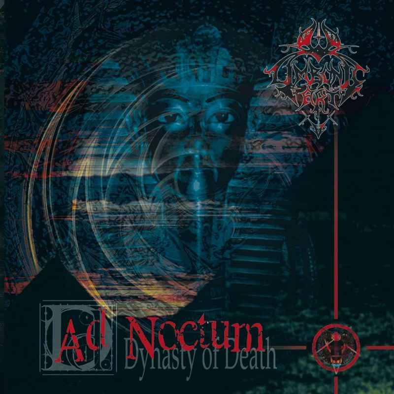 LIMBONIC ART - Ad Noctum - Dynasty of Death Re-Release DIGI