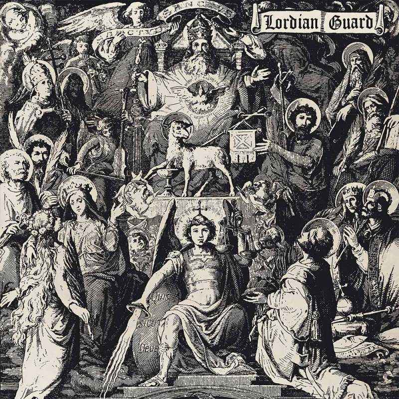 LORDIAN GUARD - Woe to the Inhabitants of the Earth 2CD