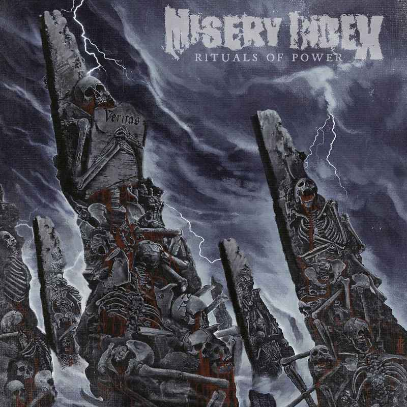 MISERY INDEX - Rituals of Power CD