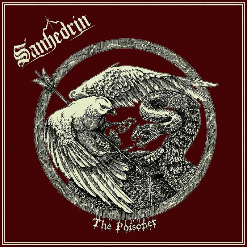 SANHEDRIN - The Poisoner CD