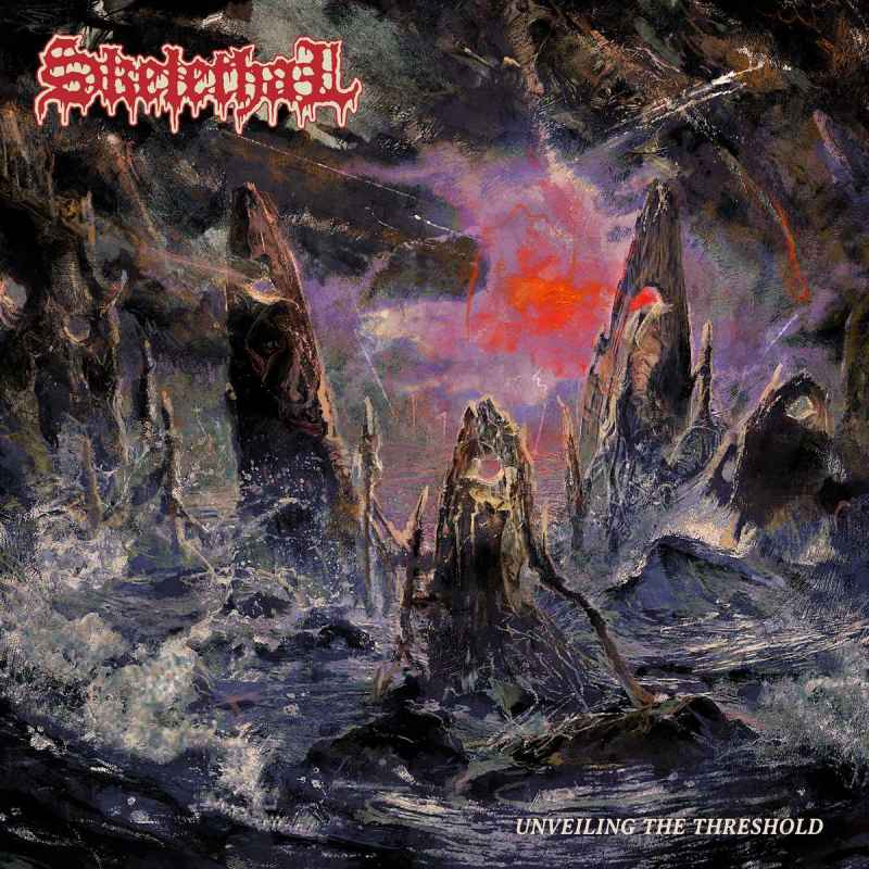 SKELETHAL - Unveiling the Threshold CD