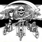 SPEEDWOLF - Ride with Death CD